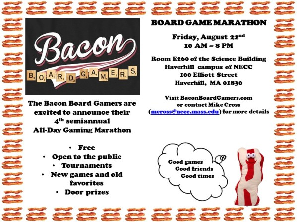 Bacon Flyer 2